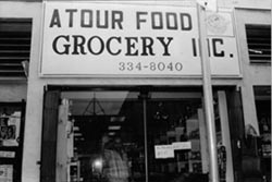 Atour Foods Store CHICAGO